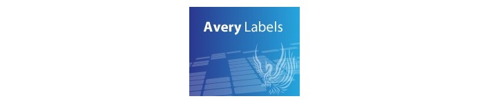 Avery Style Labels